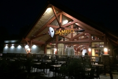Jambo at Night